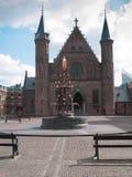 Holländsk parlament i The Hague, Nederländerna Royaltyfri Bild