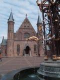 Holländsk parlament i The Hague, Nederländerna Arkivfoto