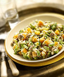 Holländsk ragu med grönsaker och köttfärs Royaltyfria Bilder