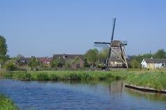 holländsk town Fotografering för Bildbyråer