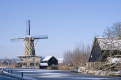 holländsk town Royaltyfri Foto