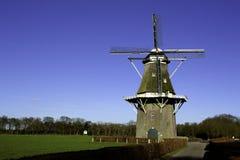 Holländsk väderkvarn Royaltyfri Foto