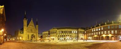 holländska husparlament Royaltyfri Fotografi
