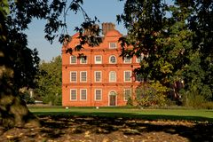 holländskt hus Royaltyfria Foton