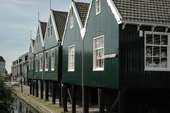 holländskt hus Arkivbilder