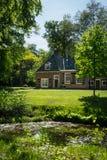 holländskt lantbrukarhem Royaltyfri Fotografi