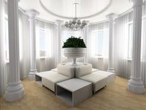 holl γραφείο Στοκ Φωτογραφία