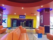 Holl кинотеатра Стоковая Фотография