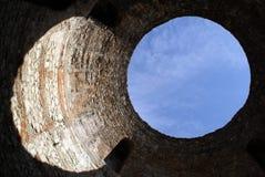 Holl in cupola Fotografia Stock