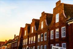 Hollaendisches de um quarto holandês Viertel Potsdam foto de stock royalty free