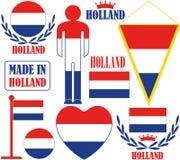 holland Royaltyfria Foton
