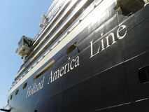 Holland America Line Imagenes de archivo
