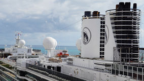 Holland America Westerdam cruise ship in Grand Turk Stock Photos