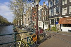 Holland Amsterdam Stock Images