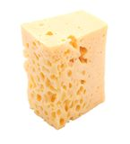 Holland appetizing and smelly cheese Stock Photography