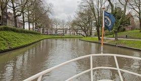 Holland auf der Lieferung lizenzfreie stockfotografie