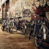 Holland Bicycles arkivbilder