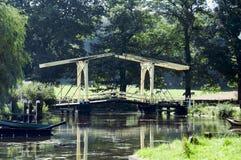 Holland bridge Stock Images