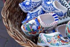 holland buty Zdjęcie Royalty Free