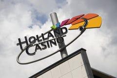 Holland Casino Amsterdam Stock Photography