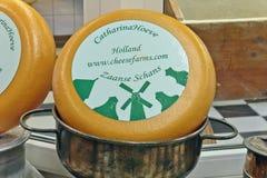 Holland cheese farm Royalty Free Stock Photos