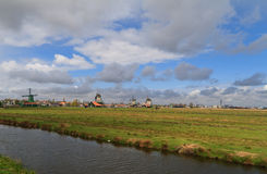 Holland countryside Royalty Free Stock Photos
