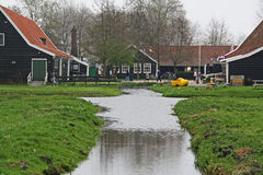 Holland Countryside Royalty Free Stock Photography