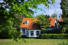 holland dom Obrazy Royalty Free