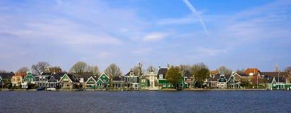 holland domy Zdjęcie Royalty Free