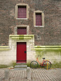 Holland-Fahrrad Lizenzfreies Stockfoto