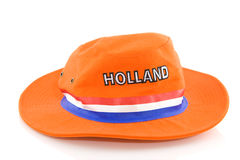 Holland hat Royalty Free Stock Photo
