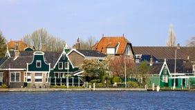 holland hus Royaltyfria Foton