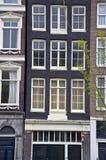 holland husfönster Royaltyfri Foto