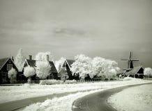 holland infrared Arkivfoto