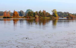 Holland Lake Photographie stock libre de droits