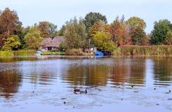 Holland Lake Image stock