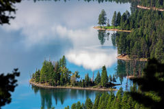 Holland Lake photos libres de droits