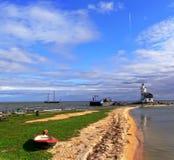 Holland-Landschaft Lizenzfreie Stockbilder