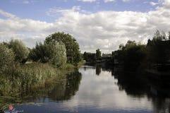 Holland landskap Royaltyfria Bilder