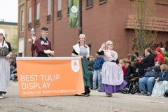 Muziek Parade Holland 2018 royalty free stock photos