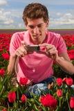 holland obrazków zabranie zdjęcie stock