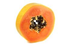 Holland-Papaya (angebaut in Asien) Lizenzfreies Stockbild