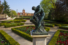 Holland Park in London Stock Photo