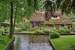 Holland Royalty Free Stock Photo