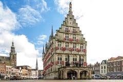 Holland-Reise im Frühjahr, die Niederlande stockfoto