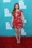 Holland Roden at the 2012 MTV Movie Awards Arrivals, Gibson Amphitheater, Universal City, CA 06-03-12 Royalty Free Stock Images