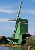 Holland Windmill in Summer Royalty Free Stock Image