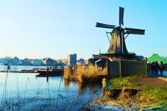 holland schans zaanse Obraz Stock