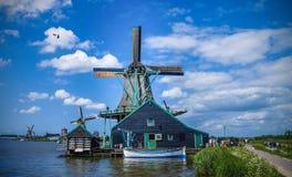 holland schanszaanse Royaltyfri Foto