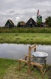 holland schanszaanse Arkivbilder